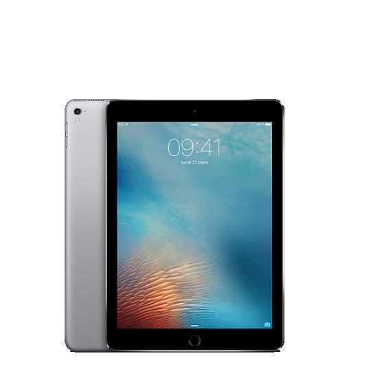 """iPad Pro 9,7"""" 128 Go - 4G - Gris sidéral - Débloqué"""