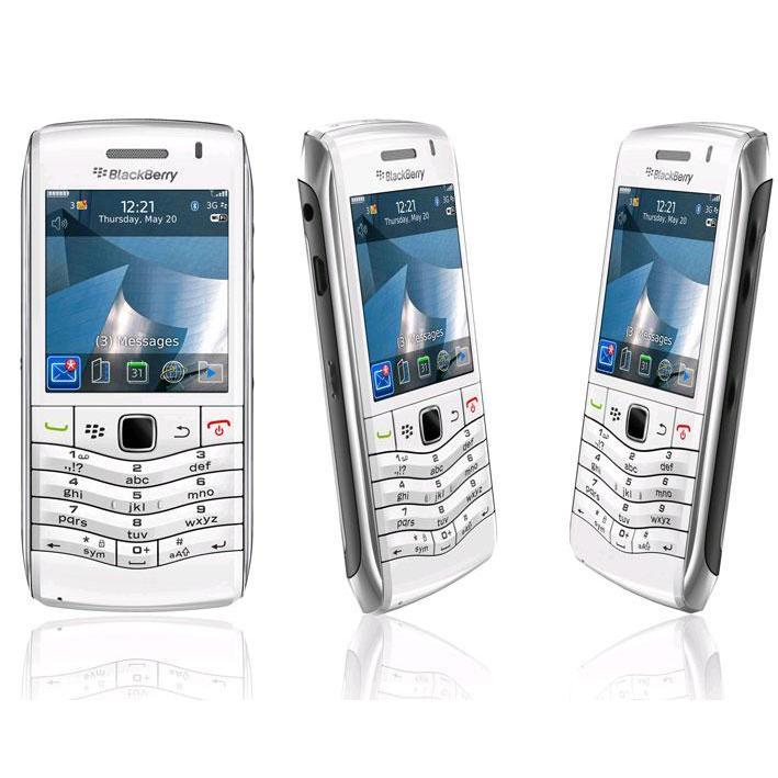 BlackBerry 9105 - Blanco - Libre