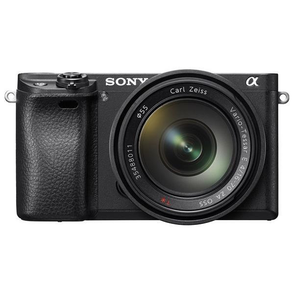 Sony Alpha 6300 Gehäuse schwarz