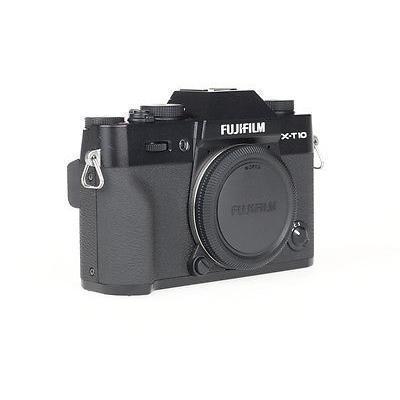 Híbrido - Fujifilm X-T10 Sin objetivo - Negro