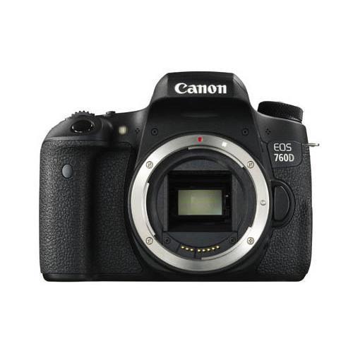 Reflex - Canon EOS 760D Boitier nu