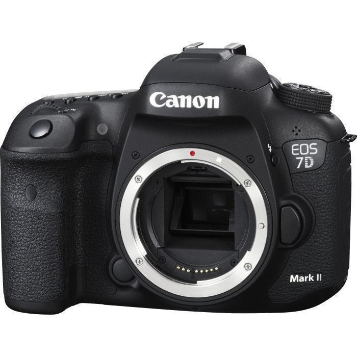 Reflex - Canon 7D Mark II Sin objetivo