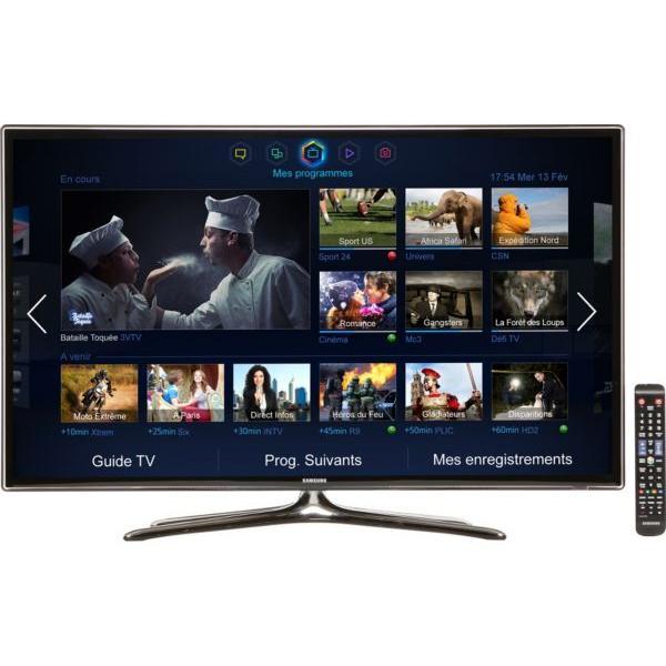 Smart TV LED 3D Full HD 101 cm SAMSUNG UE40F6320