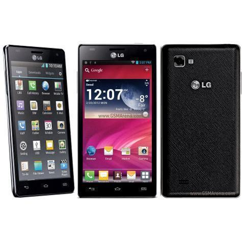 LG Optimus 4X HD 16 GB - Libre