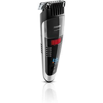 Tondeuse à barbe avec système d'aspiration Philips BT7085/32