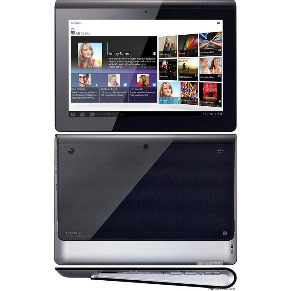 """Sony Xperia S - 9,4"""" 32 Go - Wifi - Argent"""