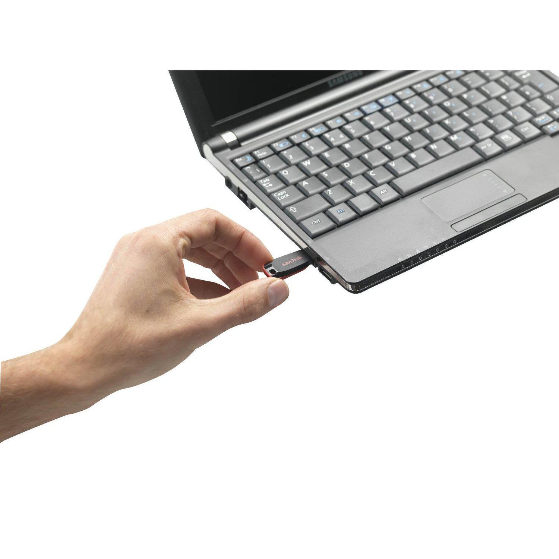 Clé USB Sandisk Cruzer Edge 16 Go