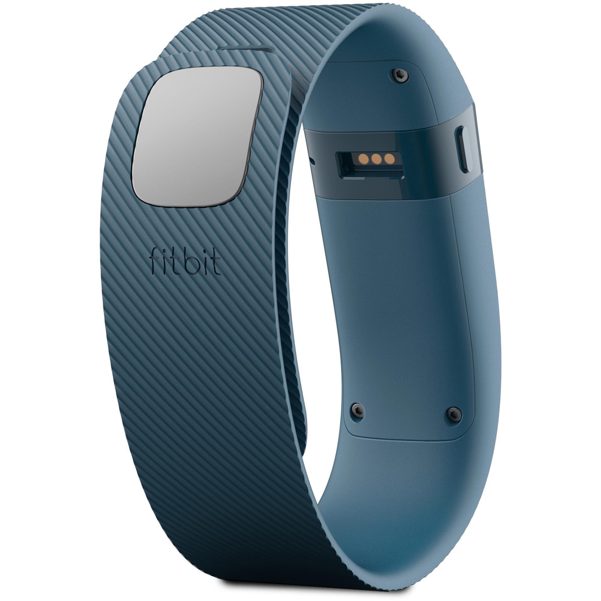 Montre cardio FitBit Charge Slate - Ardoise