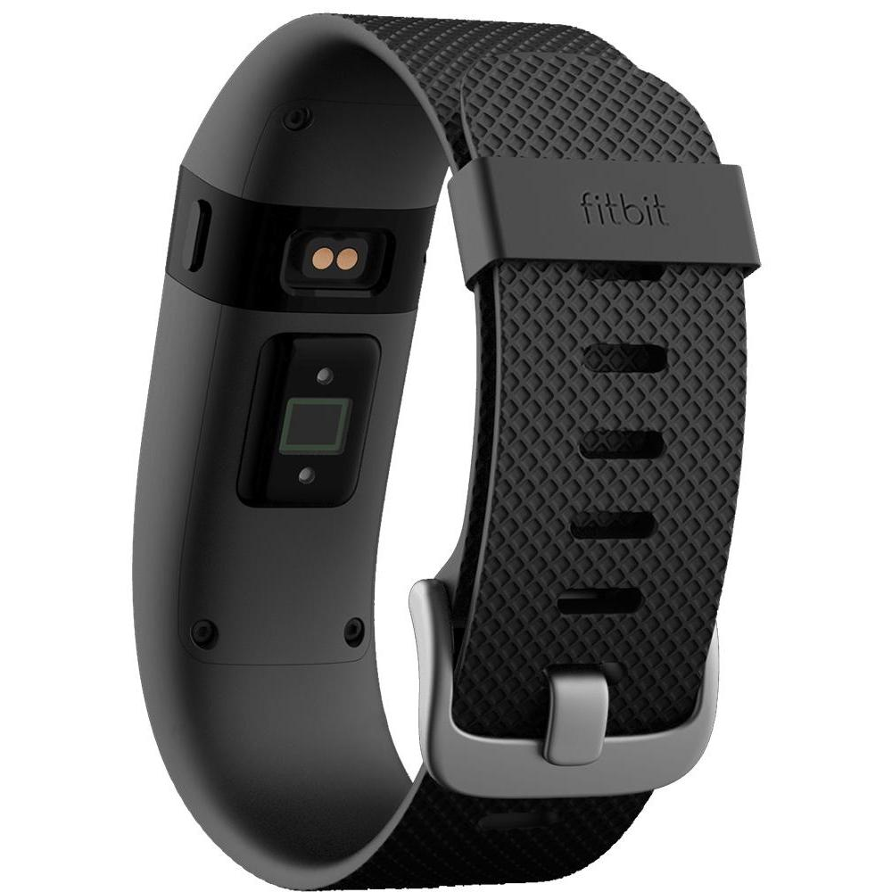 Montre cardio FitBit Charge HR - Taille S - Noir