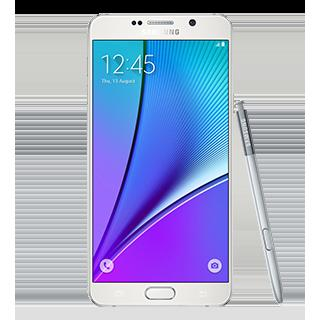 Samsung Galaxy Note 5 64GB - Blanco - Libre