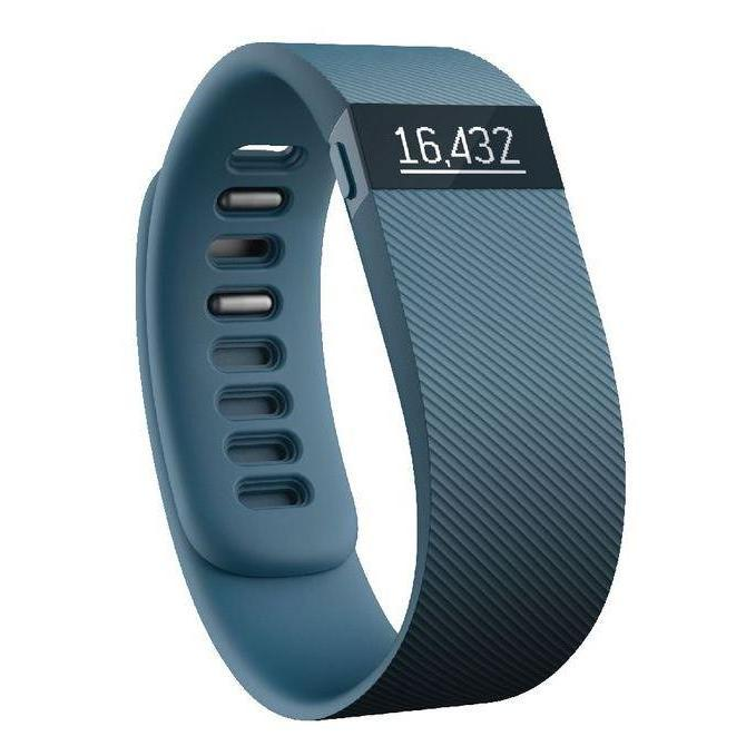 Montre cardio FitBit Charge Slate - Ardoise