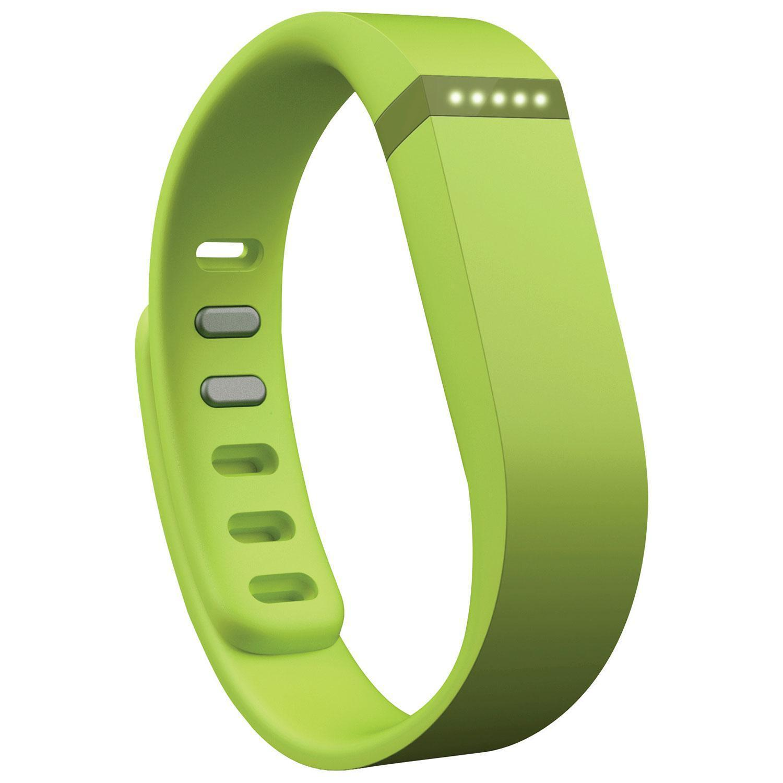 Montre cardio FitBit Flex - Vert