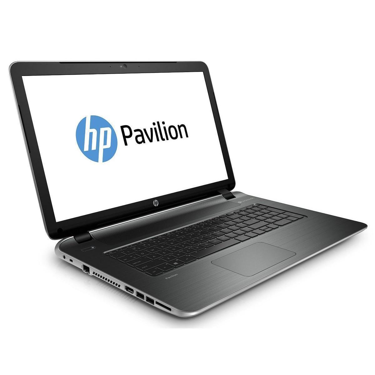 Hp PAVILION 17-F090NF - i5-4210U 1,7 GHz - HDD 750 Go - RAM 4 Go - AZERTY