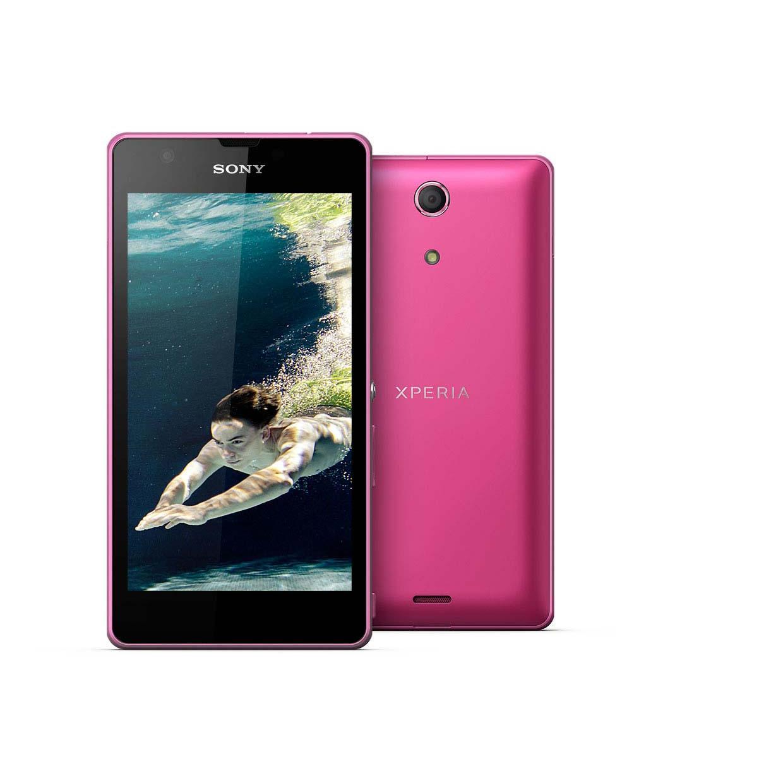 Sony Xperia ZR - 8GB - Rosa- Libre