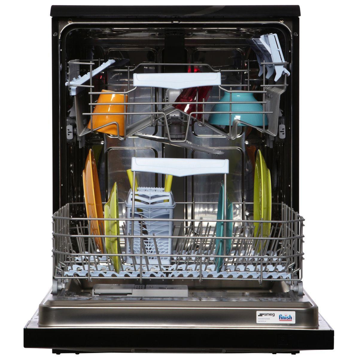 Lave-vaisselle 60cm SMEG LSA6445N2 - 13 couverts