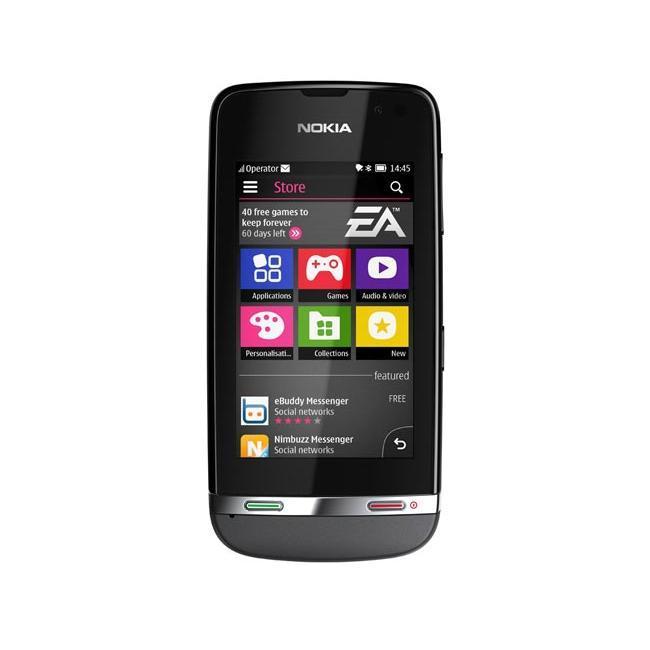 Nokia Asha 311 140 Mo - Noir - Débloqué