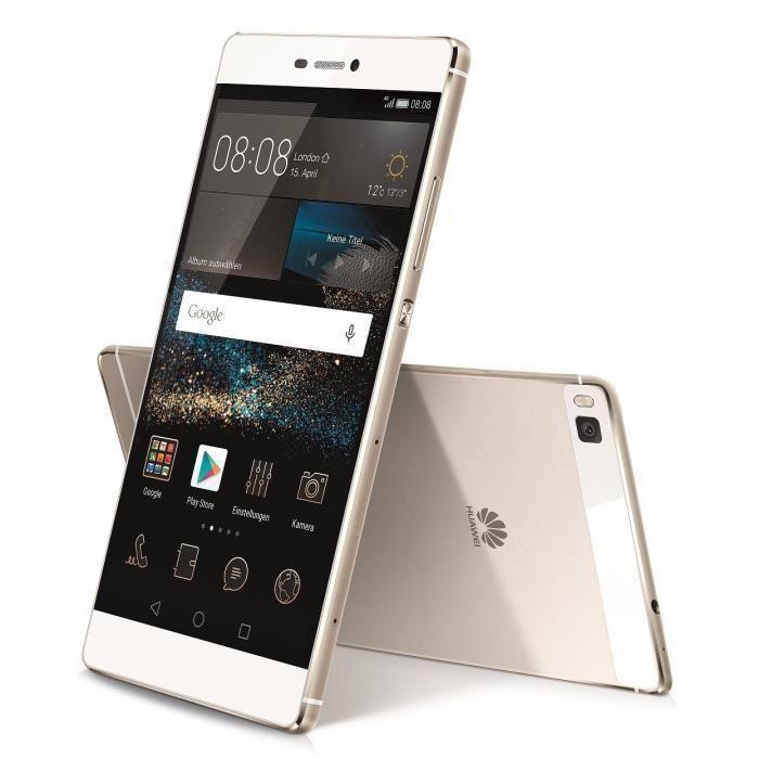 Huawei P8 16 Go - Or - Débloqué