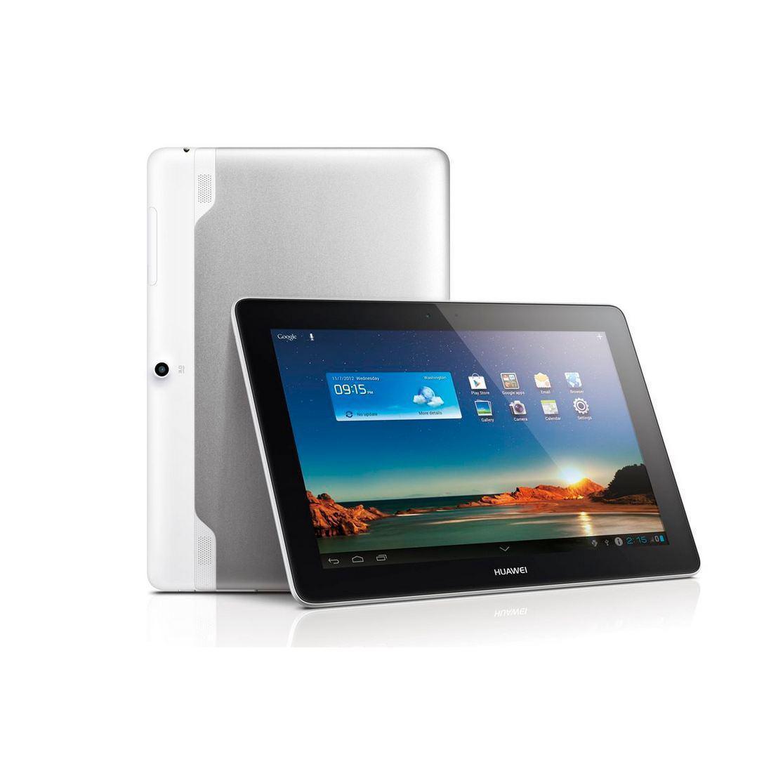 """Huawei Mediapad 10 Link+ 10.1"""" - 16 GB - 4G - Negro/Plata"""