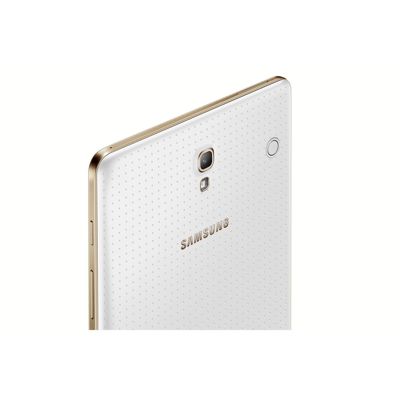 "Samsung Tab S 8.4 - 8,4"" 16 GB - Wifi - Blanco - Dorado"