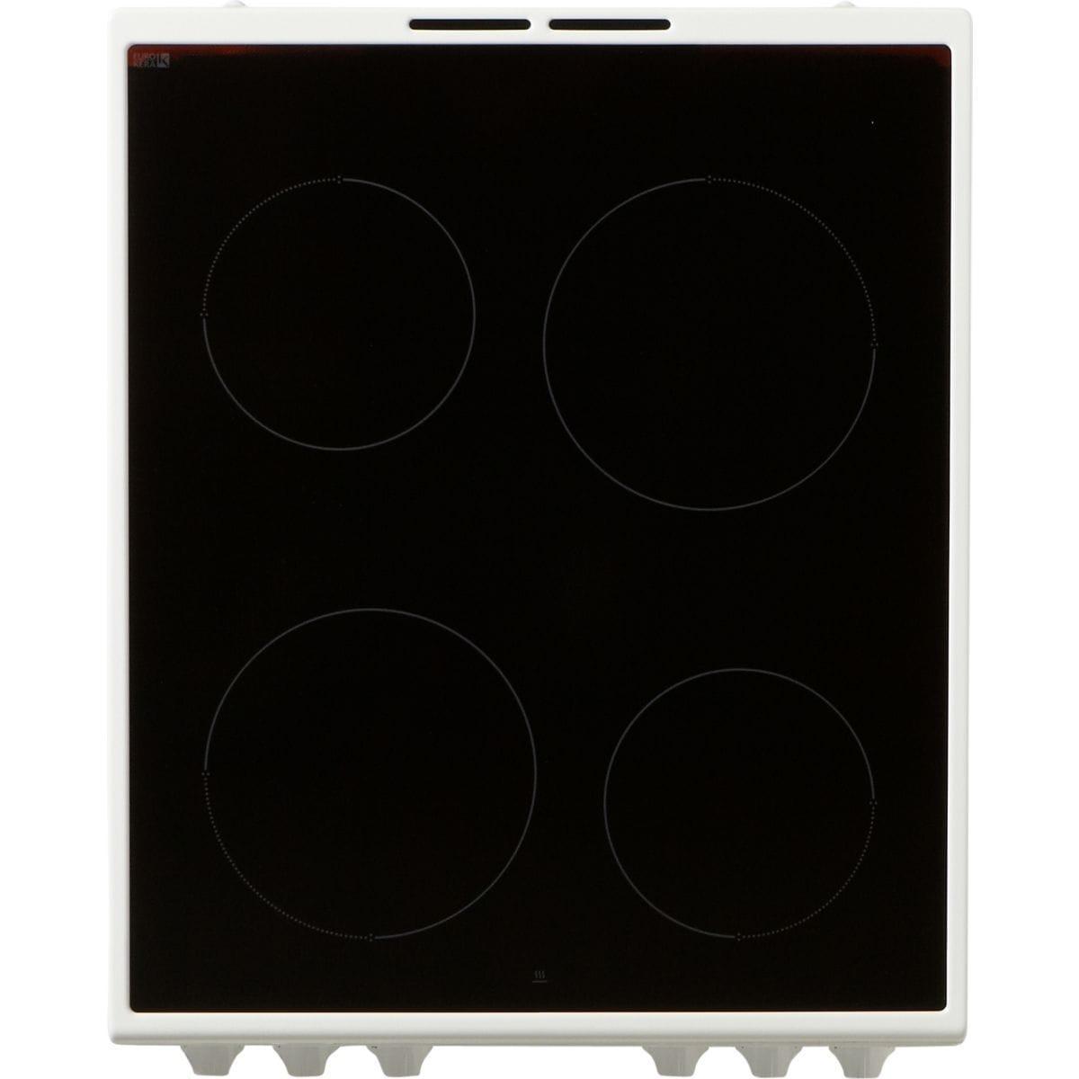 Cuisinière vitrocéramique FAURE EX FCV5509CWA