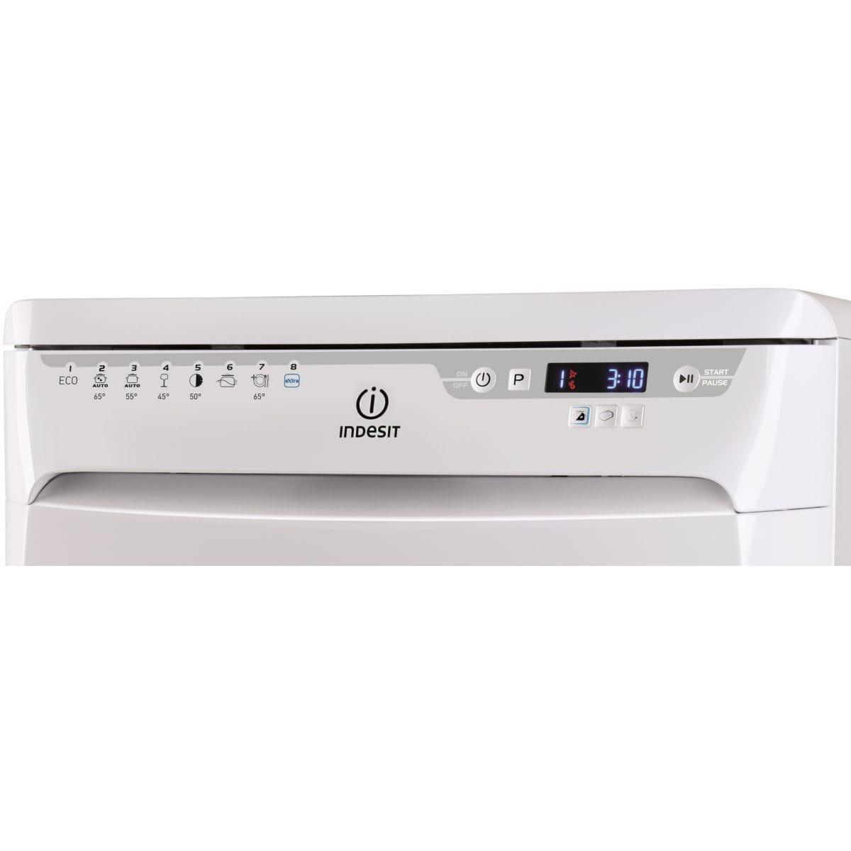 Lave-vaisselle 60cm INDESIT DFP58T94AEU - 14 couverts