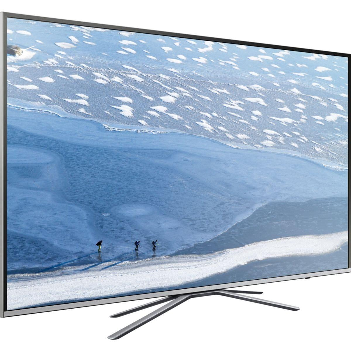 Smart TV LED 4K Ultra HD 138 cm Samsung UE55KU6400