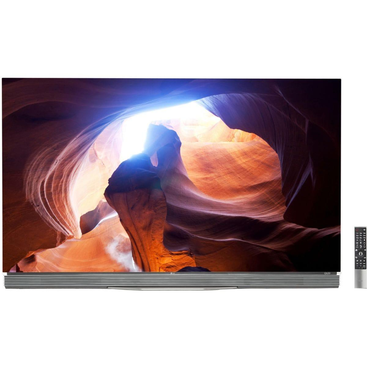 Smart TV OLED 3D 4K Ultra HD 139 cm LG OLED55E6V