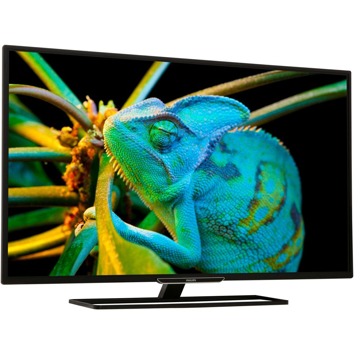Smart TV LED 3D Full HD 107 cm PHILIPS 42PFK6589 EX