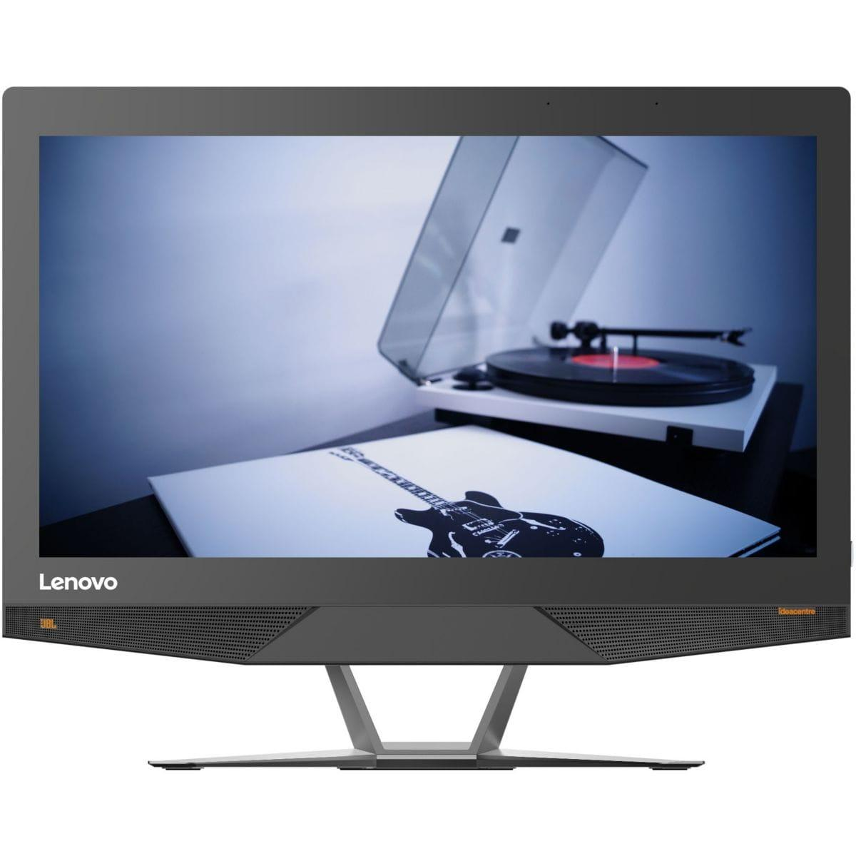 "Lenovo IdeaCentre AiO 27"" Core i5-6400 2,7 GHz  - HDD 1.024 To - RAM 4 Go"