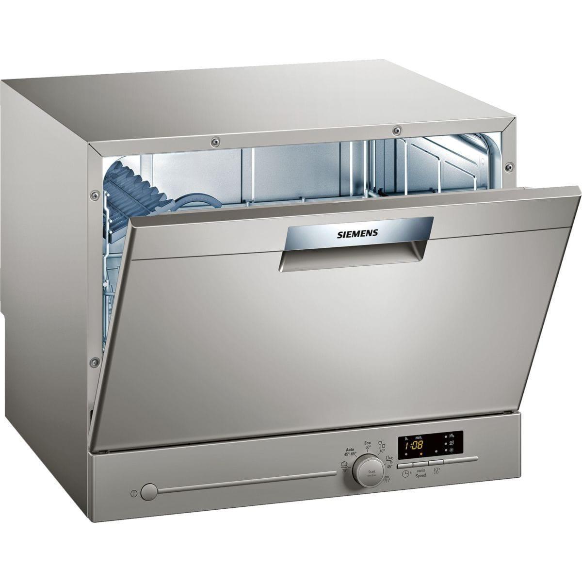 Lave-vaisselle 45cm SIEMENS SKS26E821EU - 6 couverts