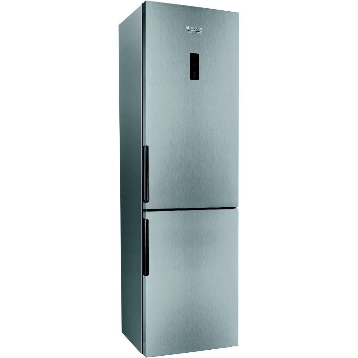 Réfrigérateur congélateur en bas HOTPOINT LH8FF2OX
