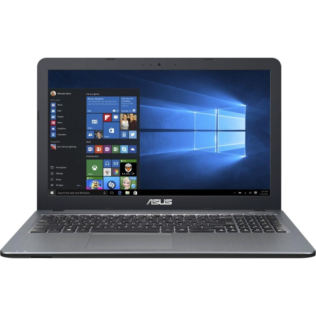 "Asus X541SC-GK006T Touch 15,6"" Pentium N3710 1,6 GHz  - HDD 1.024 To - RAM 4 Go"