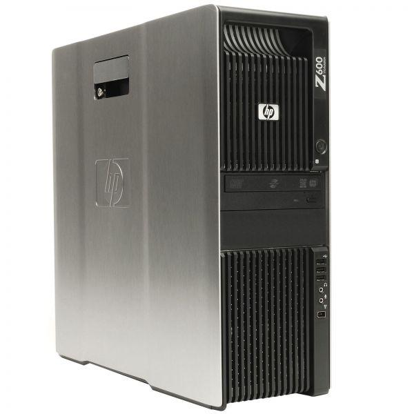 Hp Workstation Z600  Xeon 2,0 GHz  - HDD 512 Go - RAM 8 Go