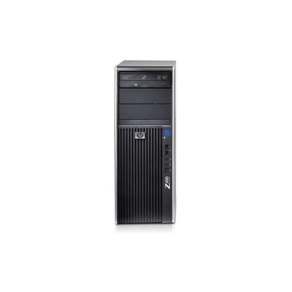 Hp Workstation Z400  Xeon W3520 2,67 GHz  - HDD 250 Go - RAM 8 Go
