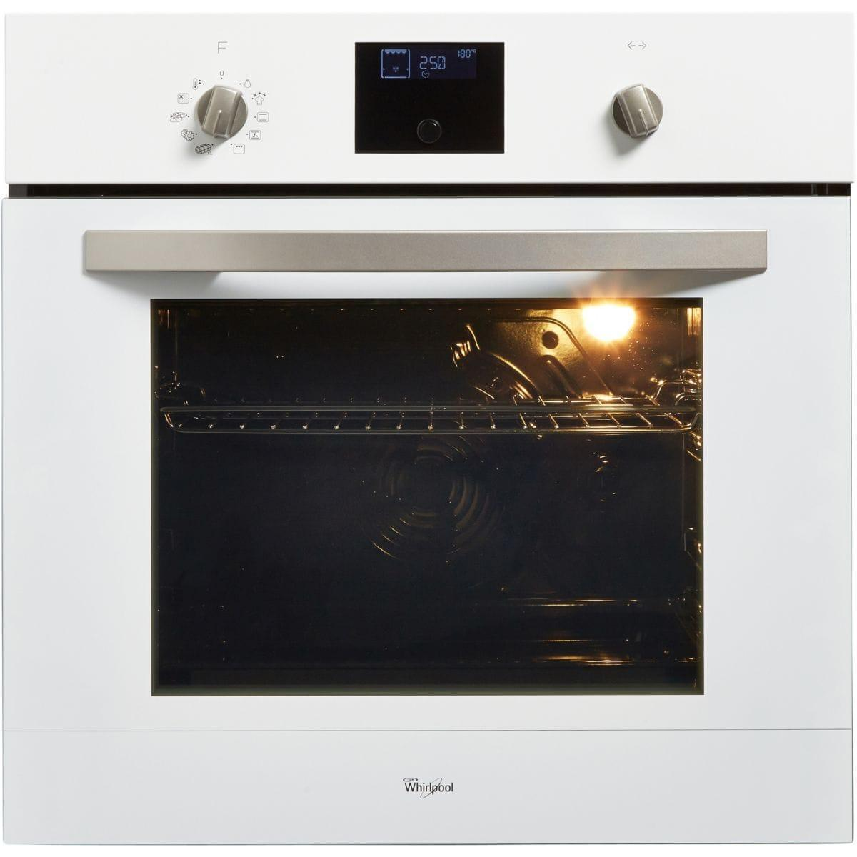 Four multifonction pyrolyse WHIRLPOOL AKZ520WH