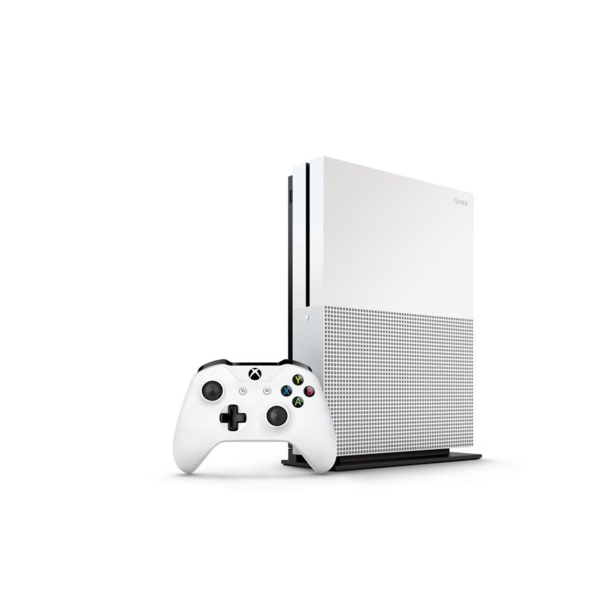 Pack - Microsoft Xbox One S 1 To + Fifa 17 - Blanc