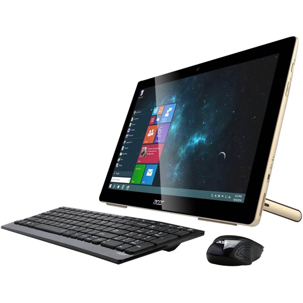 "Acer Aspire Z3 17,3"" Pentium N3700 1,6 GHz  - SSD 32 Go + HDD 1.024 To - RAM 4 Go"