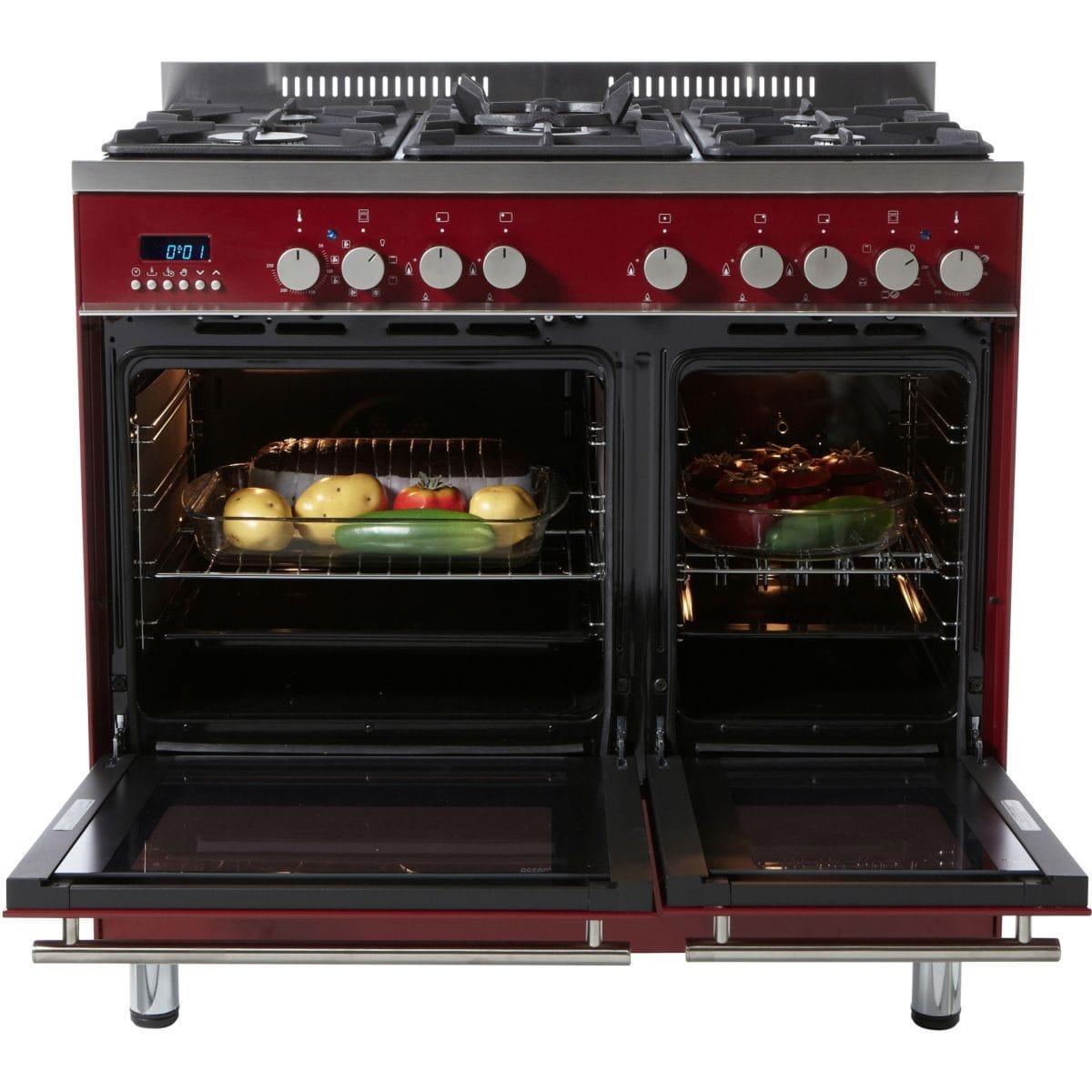 Piano de cuisson mixte ESSENTIEL B PG EMCG 922r