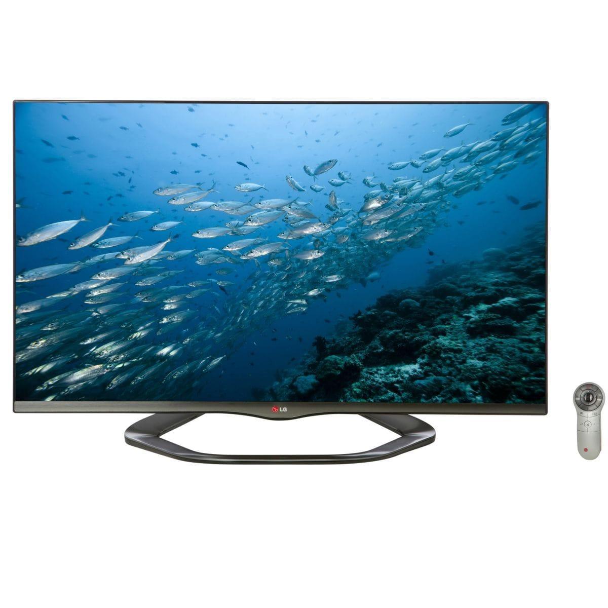 Smart TV LED 3D Full HD 107 cm LG 42LA660