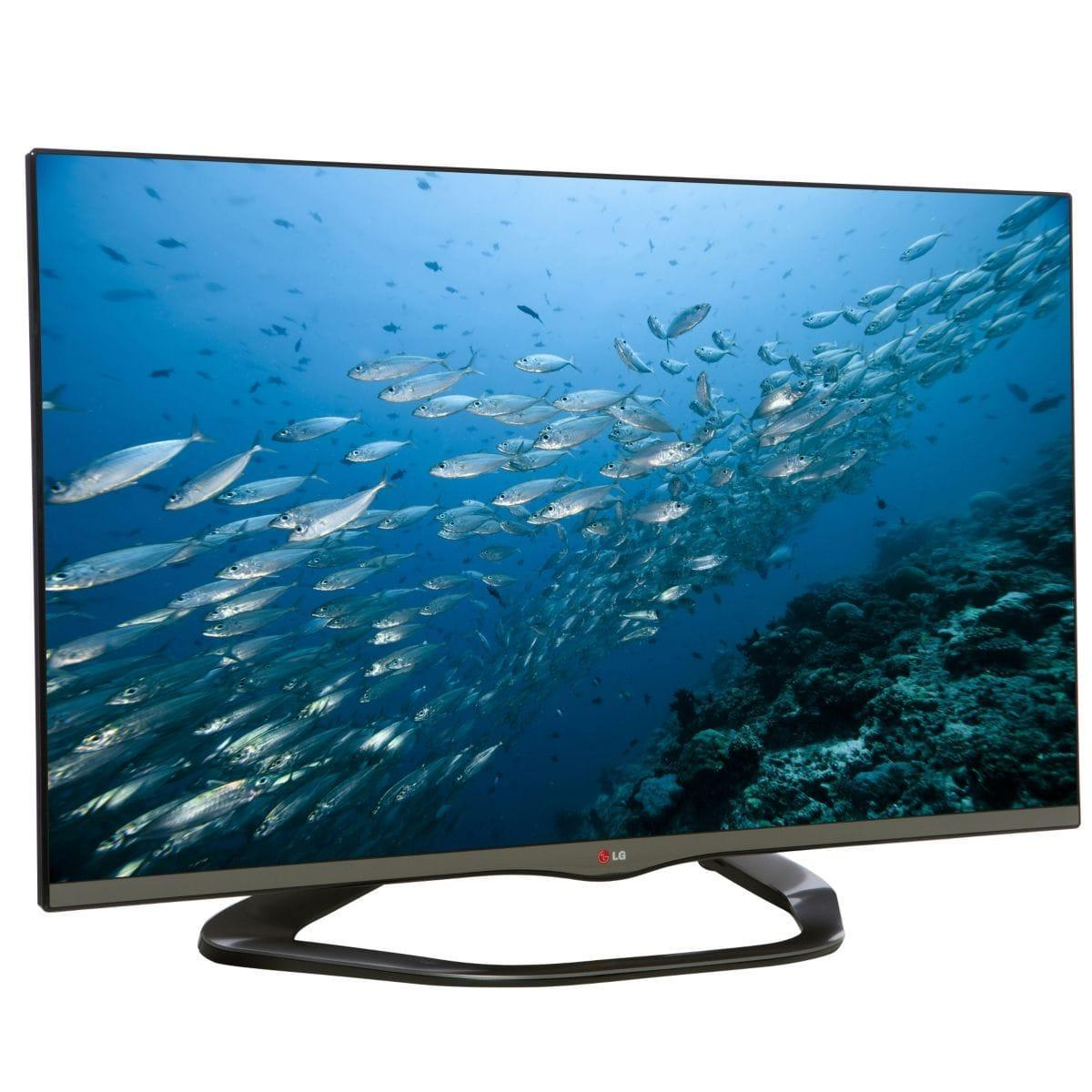 Smart TV LED 3D Full HD 107 cm LG 42LA660