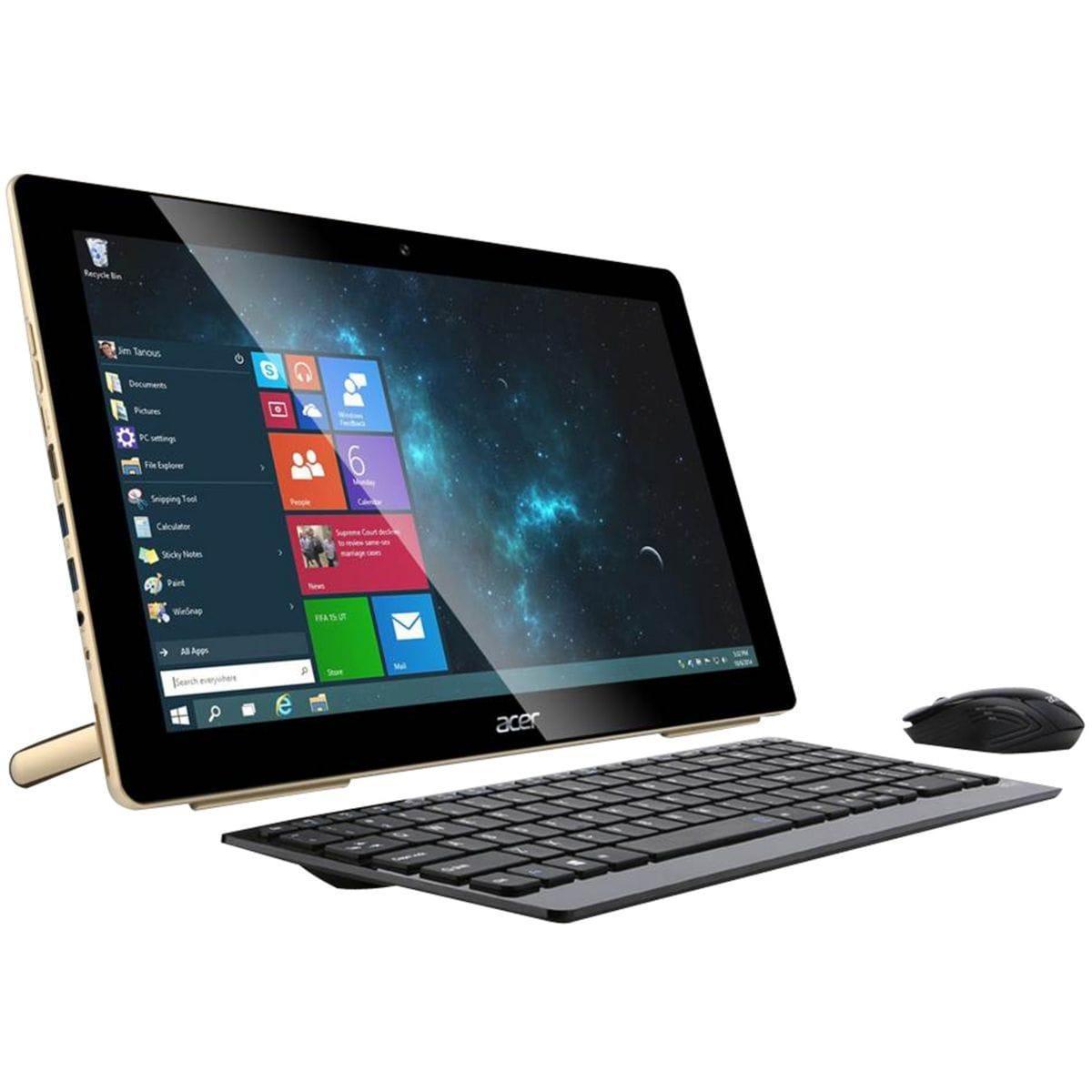 Acer Aspire Z3 - Pentium N3700 1,6 GHz - HDD + SSD 1056 Go - RAM 4 Go