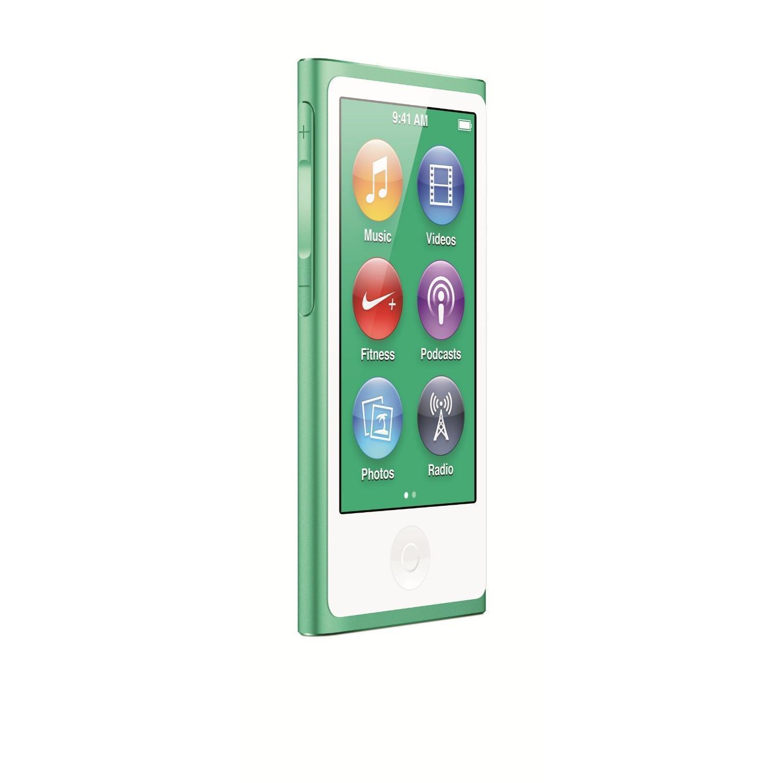 iPod Nano 7 - 16 Go - Vert