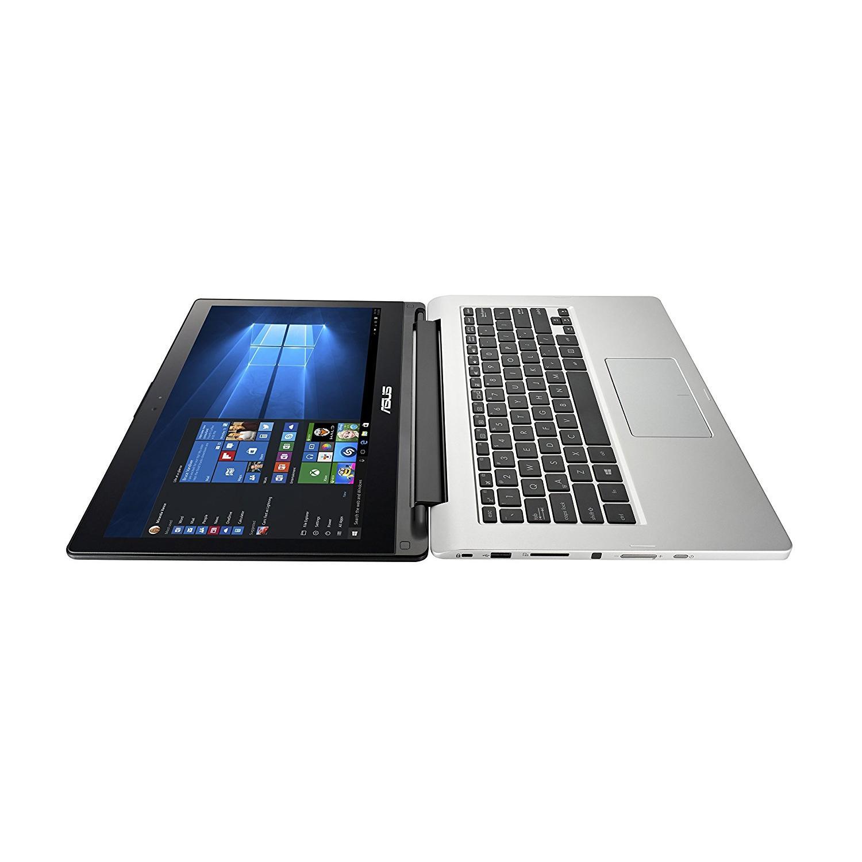 "ASUS VivoBook Flip TP301LA 13.3"" Core i3 1,9 GHz - HDD 500 GB - RAM 4 GB - QWERTY"