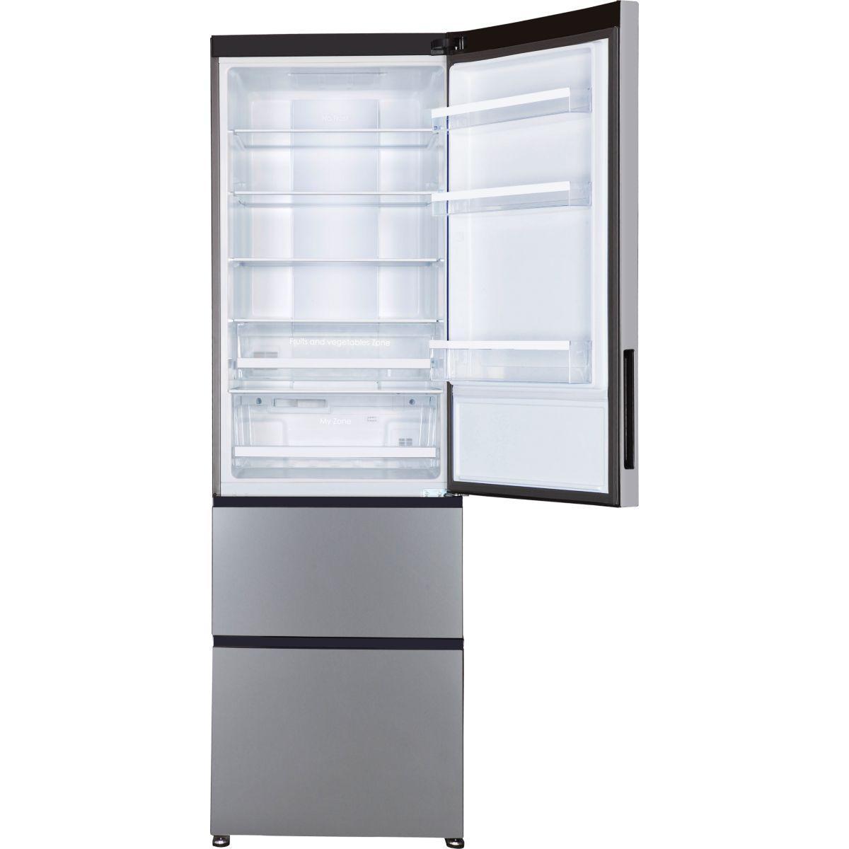 Réfrigérateur multi portes HAIER A2FE635CSJ 3D fridge