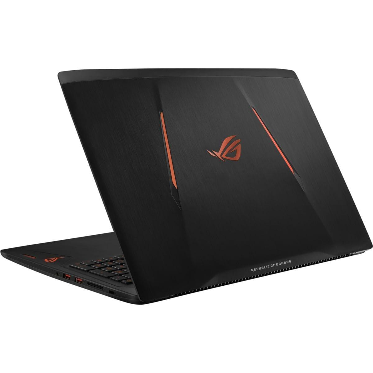 Asus ROG - Core i7-6700HQ 2,6 GHz - HDD + SSD 1152 Go - RAM 8 Go - AZERTY