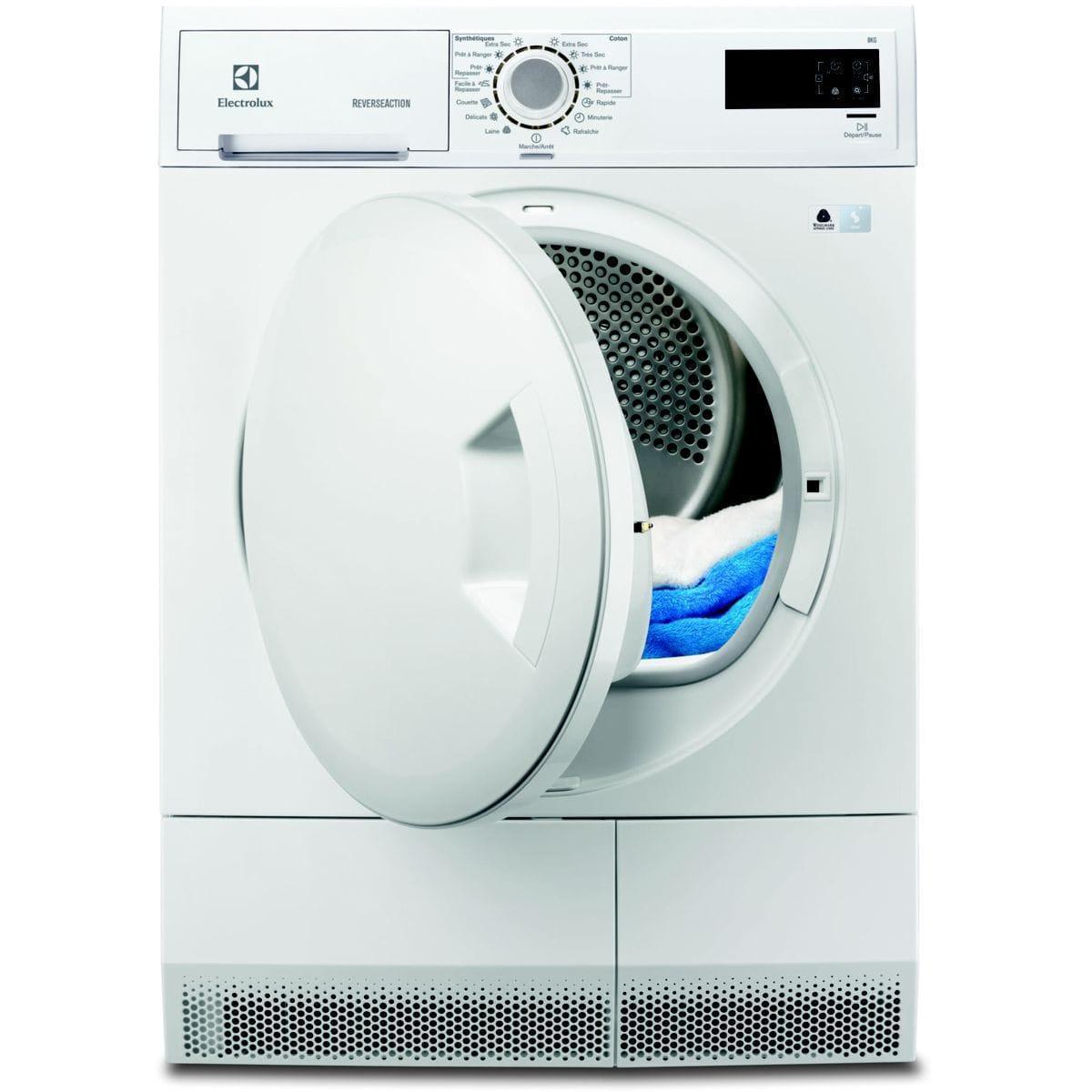 Sèche-linge à condensation ELECTROLUX EDC 2085 POW