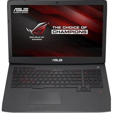 Asus ROG - Core i7-4710HQ 2,5 GHz - HDD + SSD 1256 Go - RAM 8 Go - AZERTY