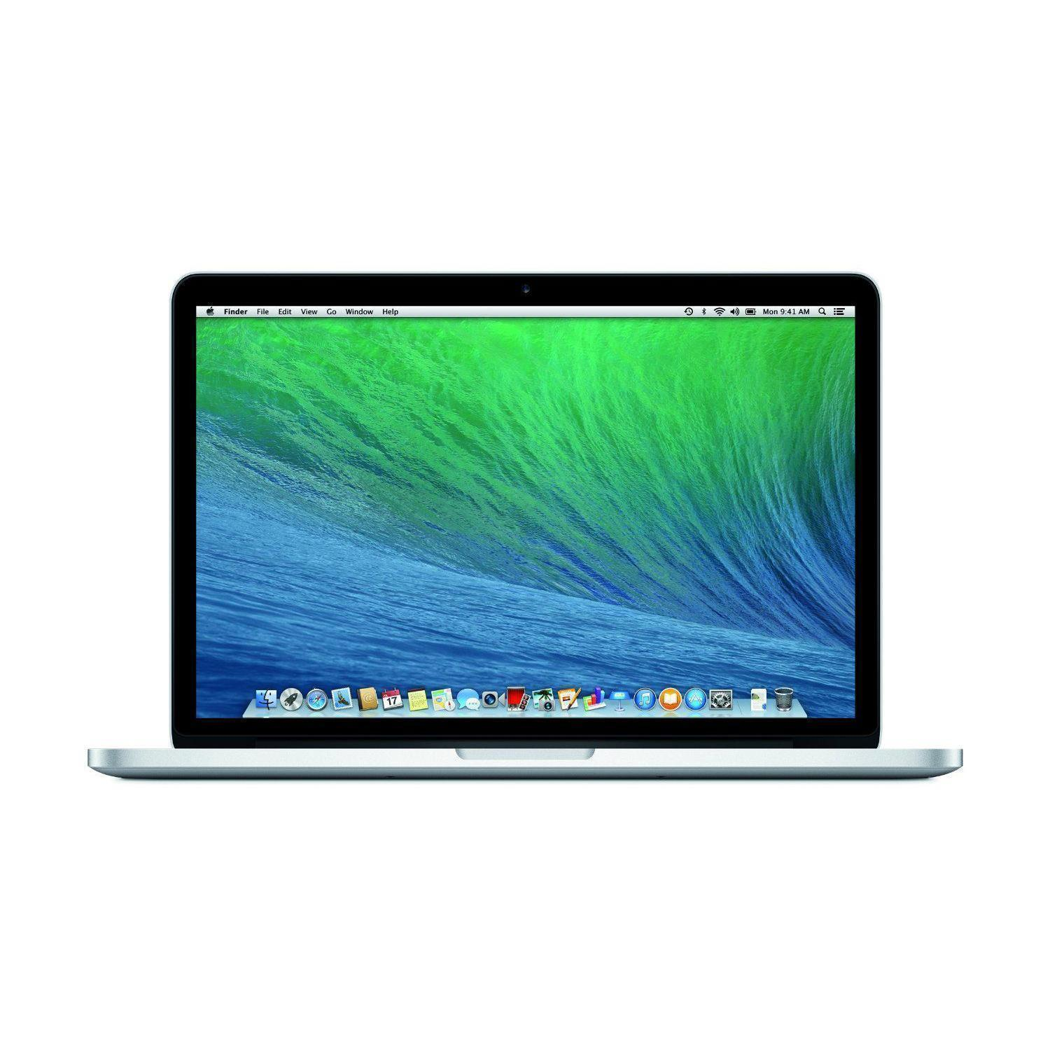 "MacBook Pro 13"" Core i5 2,4 GHz  - SSD 128 Go - RAM 4 Go - QWERTY"