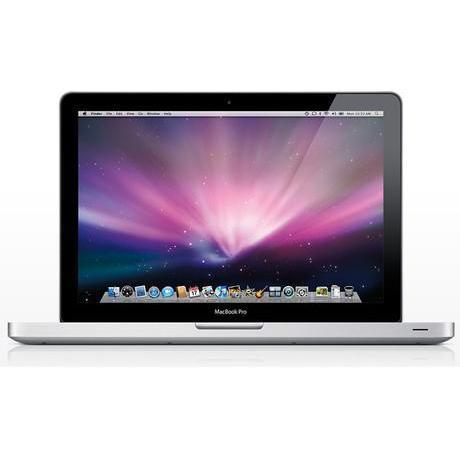 """MacBook Pro 13"""" Core 2 Duo 2,66 GHz - HDD 320 Go - RAM 4 Go -QWERTY"""