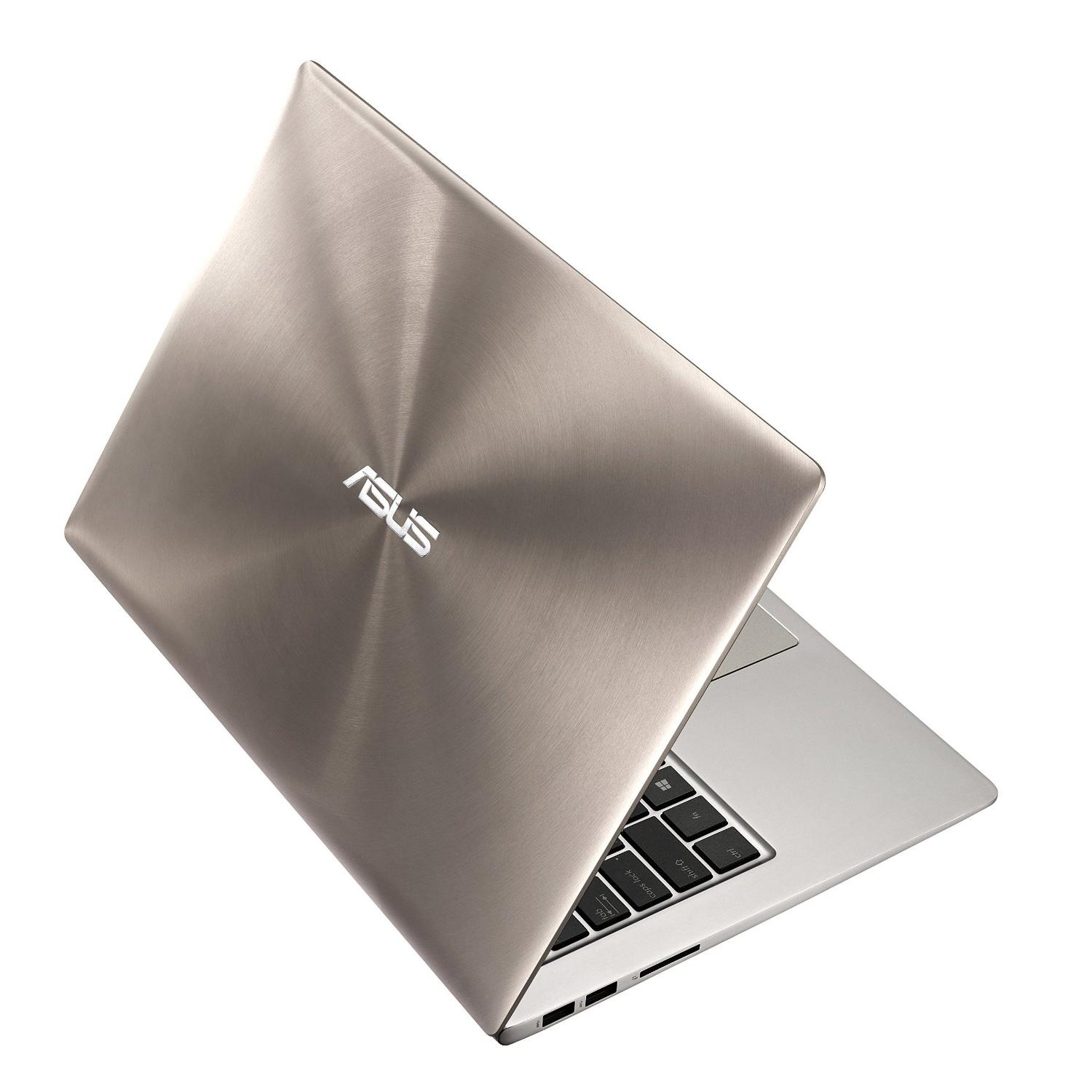 "ASUS ZenBook UX303LA 13.3"" Core i5 1,7 GHz - HDD 512 GB + SSD 8 GB - RAM 6 GB - QWERTY"